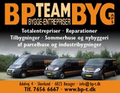 Kontakt BP Teambyg